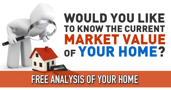 Would you like to know the current market value of your home?
